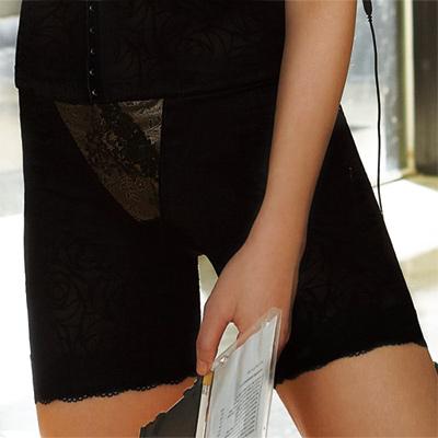 【曼黛瑪璉】魔幻美型  重機能俏臀褲(黑)