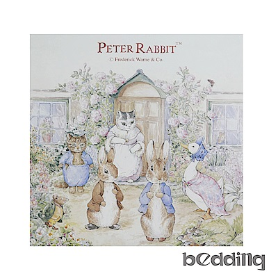 原廠授權比得兔Peter Rabbit彼得兔-世界壁飾