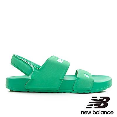 New Balance 涼拖鞋 SD1601MMB-D 中性綠色