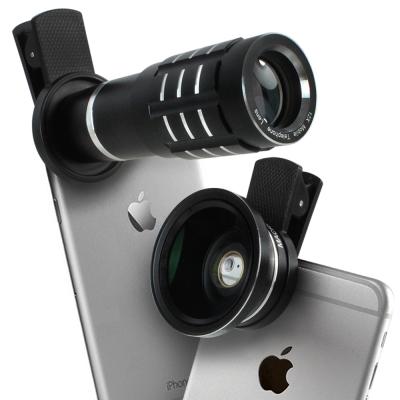 iStyle 攝影達人通用版 (望遠鏡+廣角+微距+魚眼)
