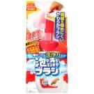日本 WELCO衣領袖口泡沫清潔劑-附刷頭(150ml)