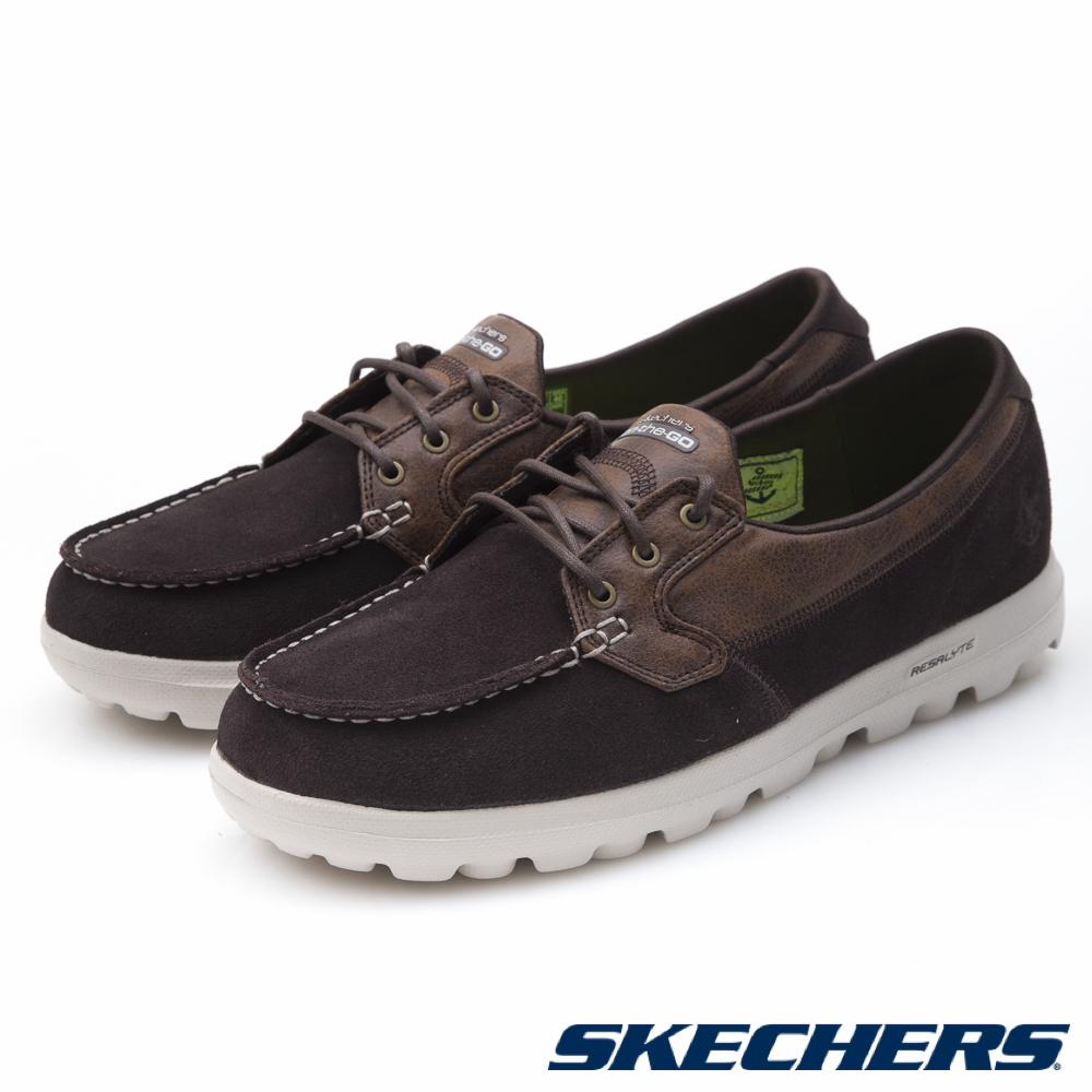 SKECHERS (男) 健走系列 On the GO - 999687CHOC