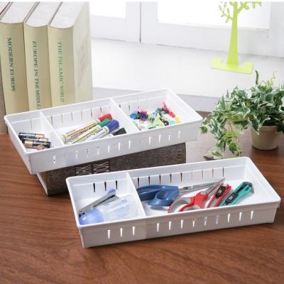 創意達人瑪格麗特萬用分類收納盒 大-6入