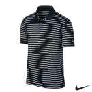 NIKE GOLF ICON STRIPE 條紋POLO衫 - 黑725532-010