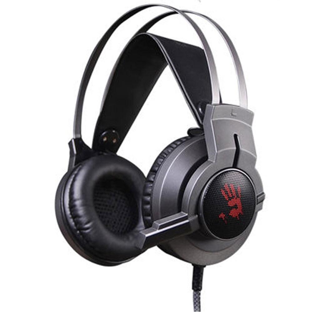 A4 Bloody G437 炫光7.1虛擬聲道電競遊戲耳機麥克風