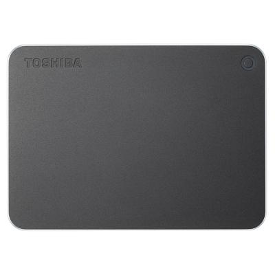 Toshiba 金耀碟P2 2TB 2.5吋USB3.0外接式硬碟(金剛黑)