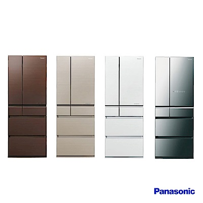 Panasonic 國際牌 600L日製六門 變頻電冰箱 NR-F603HX