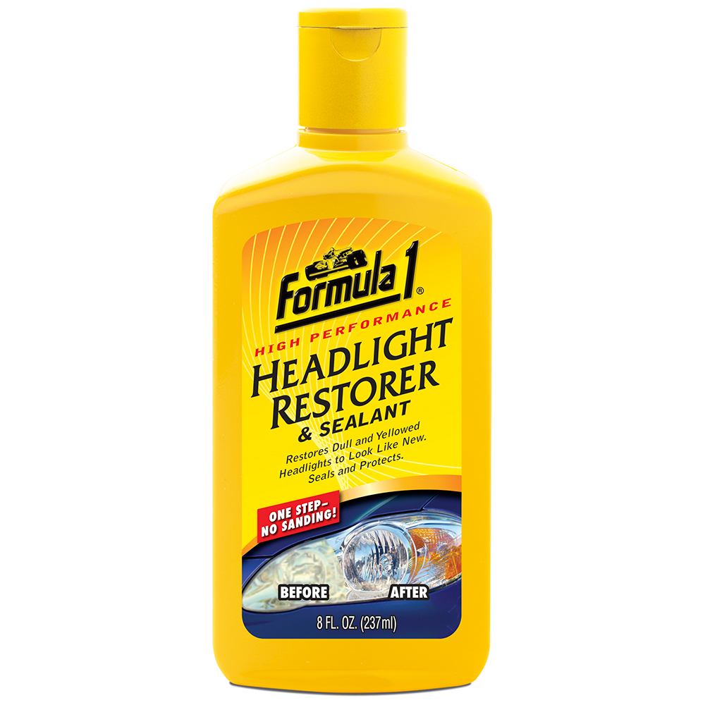 [快]Formula1車頭燈拋亮密封劑15874
