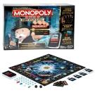 孩之寶Hasbro 桌遊大富翁 MONOPOLY 地產大亨 極限電子銀行版(8Y+)