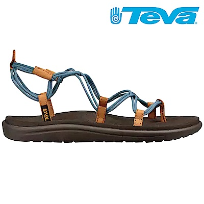 TEVA Voya Infinity 女 休閒拖鞋 灰藍TV1019622CITA