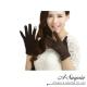 A-Surpriz 水玉點點精梳棉觸控手套(