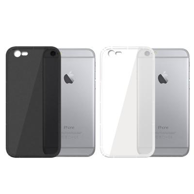 【SHOWHAN】 iPhone6 Plus/6s Plus磨砂空壓手機殼