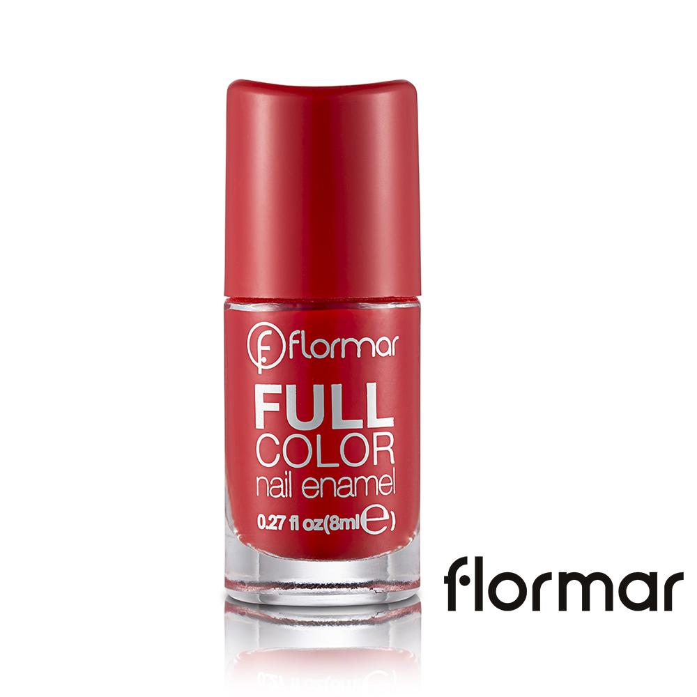 法國 Flormar - 沐浴巴黎系列玩色指甲油(FC08豔遇紅磨坊)