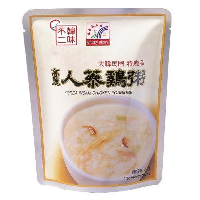 韓味不二 高麗人蔘雞粥(280g)