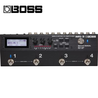 BOSS MS-3 多重功能效果器切換器