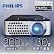 PHILIPS飛利浦-PPX4350-DLP微型投