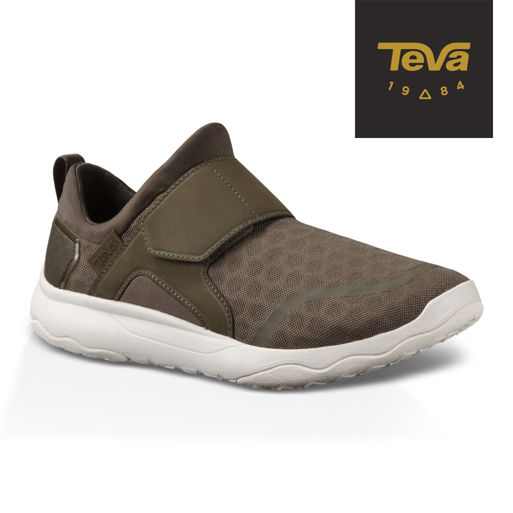 TEVA 美國 女 Arrowood Slip On 輕量休閒鞋 (綠)