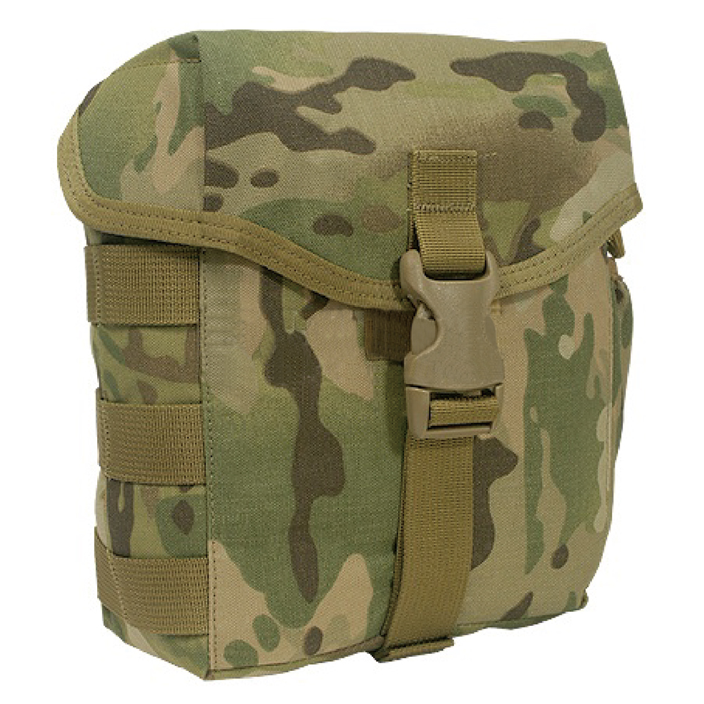 J-TECH 模組MK-II 通用雜物/水壺袋(迷彩綠MC)