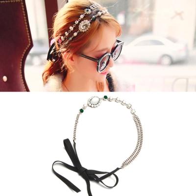 Aimee Toff 氣質名媛單鑽兩用髮飾項鍊
