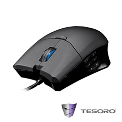 TESORO鐵修羅 Thyrsus希瑟斯魔杖電競雷射滑鼠