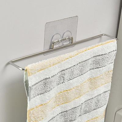 完美主義 毛巾架/不鏽鋼/微透貼面-29.5x4.8x7.5cm
