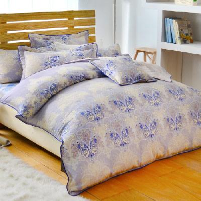 Grace Life 完美璀璨 精梳純棉加大兩用被床包四件組