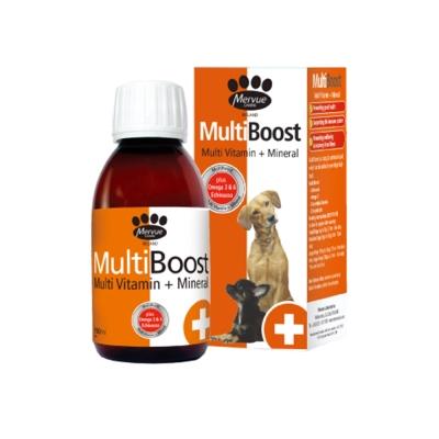 愛爾蘭 沃維營養保健液《犬綜合維他液》150ml