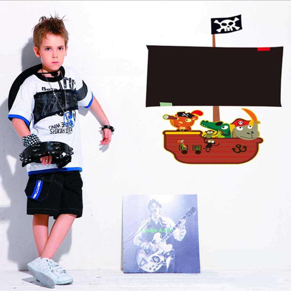 B-065創意生活系列-可重復使用黑板貼 大尺寸高級創意壁貼 / 牆貼