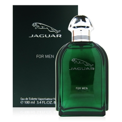 JAGUAR 積架 綠色經典 男性淡香水 100ml