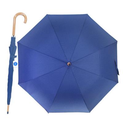 【WEPON】仿木紋紳士自動傘(一支)