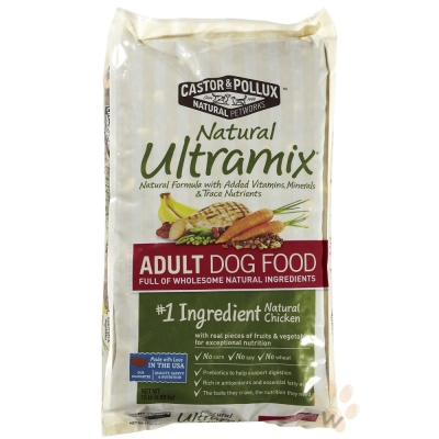Natural Ultramix奇跡天然寵物食品-成犬5.5磅