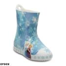 Crocs 卡駱馳 (童鞋) 冰雪奇緣防衛兵雨靴 204707-4O9
