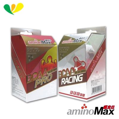 aminoMAX邁克仕 BCAA PRO+BCAA RACING(各一盒)