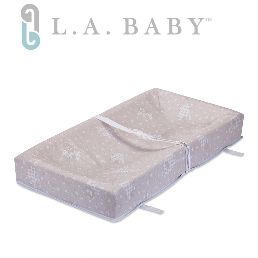 美國 L.A. Baby 寶寶更衣墊尿布墊(四邊圍)