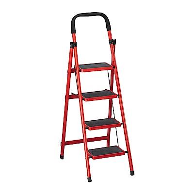 H&D 烤漆四層步梯 (寬42X深73X高137cm)