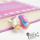 禮物myBookmark手工書籤-奇幻獨角獸的尾巴