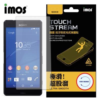 iMOS Sony Z3 compact 電競 霧面 螢幕保護貼