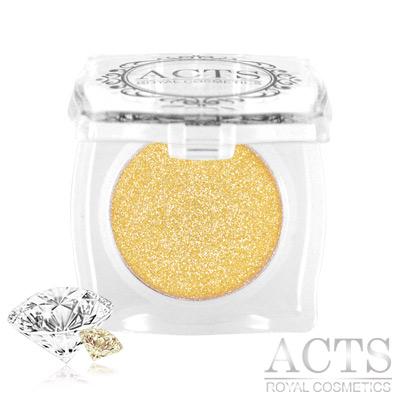 ACTS維詩彩妝 魔幻鑽石光眼影 亮麗黃鑽D221