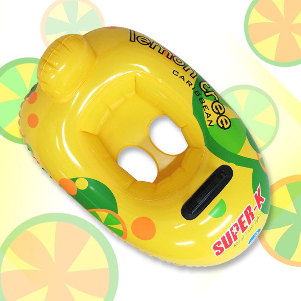 《凡太奇》美國品牌【Super-K】兒童把手充氣小船