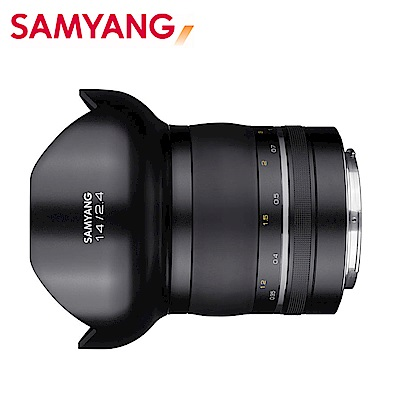 SAMYANG XP Premium 14mm F2.4大光圈FOR NIKON(公司貨)