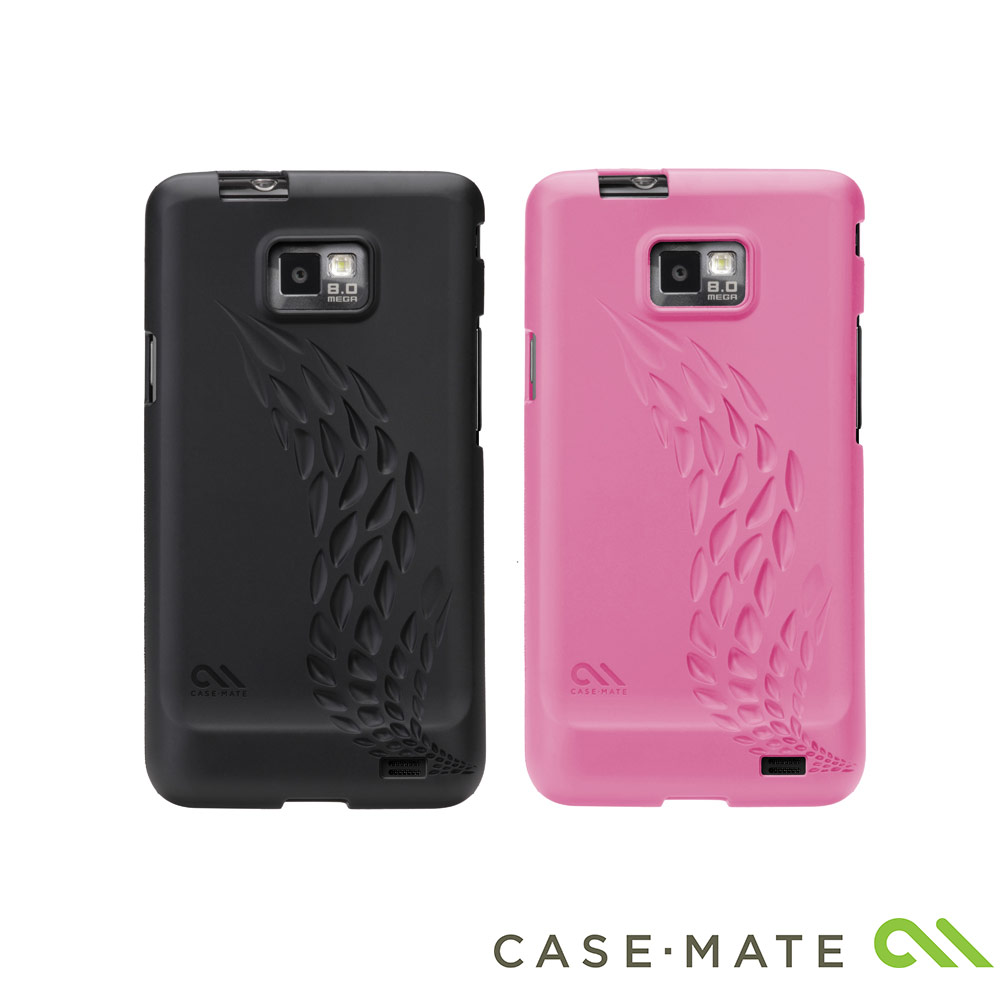 Case-Mate Samsung Galaxy S II 湧泉系列矽膠保護套