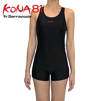 美國巴洛酷達Barracuda KONA81運動抗UV連身四角泳裝