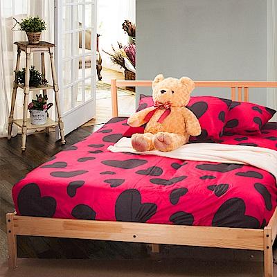 Carolan-心動 單人床包枕套組
