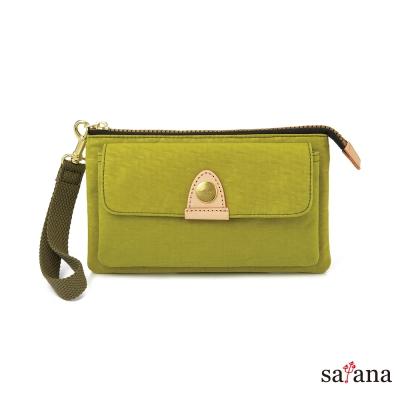 satana - 都會長夾/手拿包 - 檸檬香茅