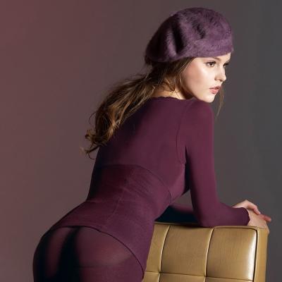【曼黛瑪璉】美體輕塑衣  長袖輕塑衛生衣(帥氣紫)