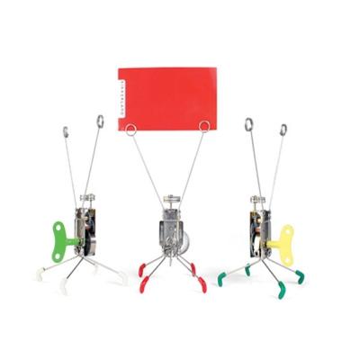 賽先生科學 發條玩具-舉牌跳跳蟲Cranky