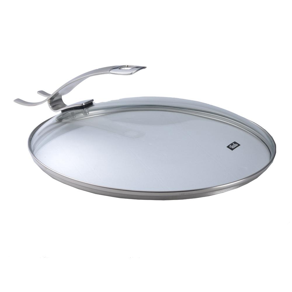 德國Fissler 頂級玻璃鍋蓋 可夾式 28cm