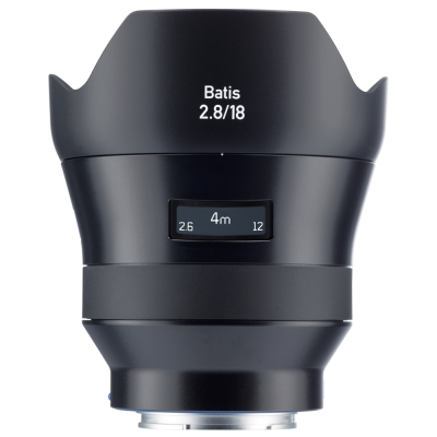 蔡司 Carl Zeiss Batis 2.8/18 (公司貨) For E-mount