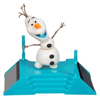 Disney迪士尼-益智桌遊-冰雪奇緣-雪寶單字猜