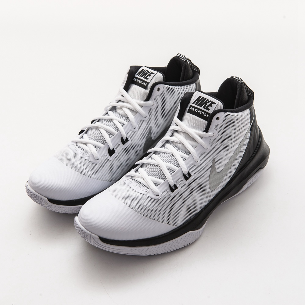 NIKE-AIR VERSITILE男籃球鞋-白黑